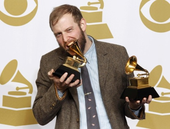 Bon Iver e os Grammys: like the honey badger, he just doesn´t care.